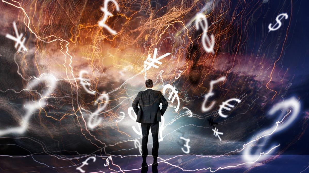 Нестабильность рынка валют