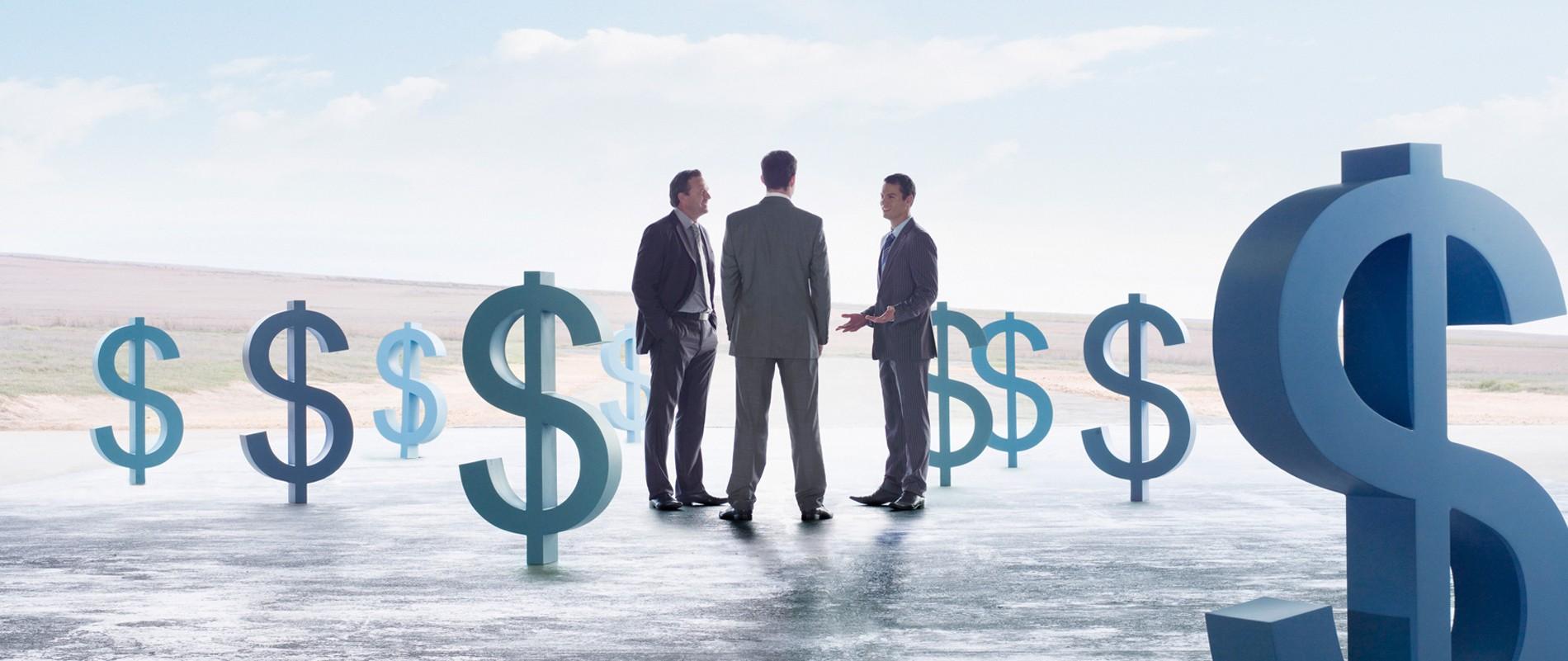Люди и доллары