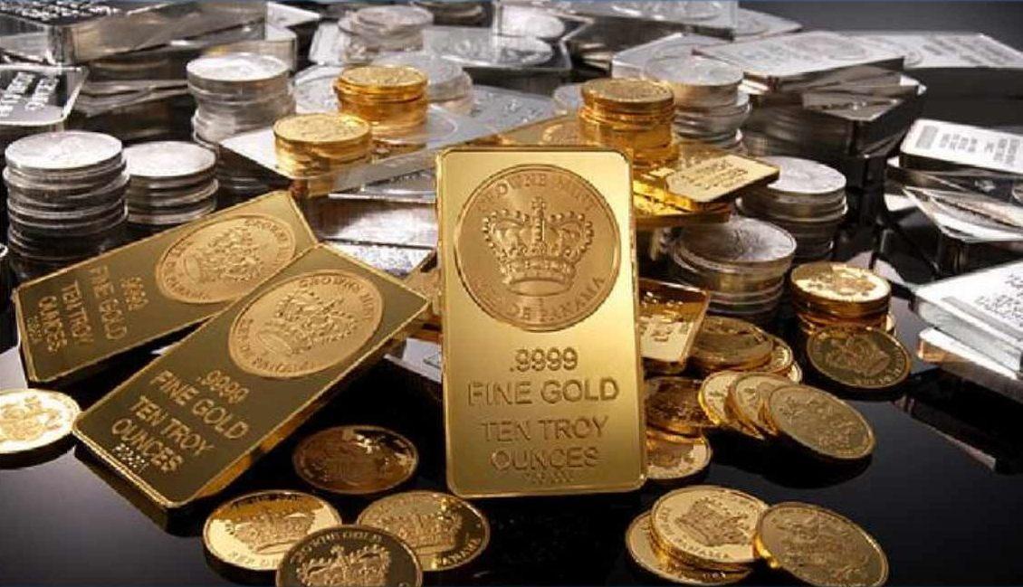 Золото и серебро