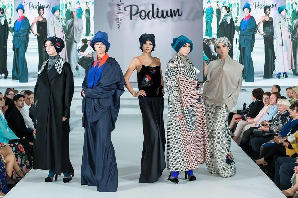 Показ мод в России