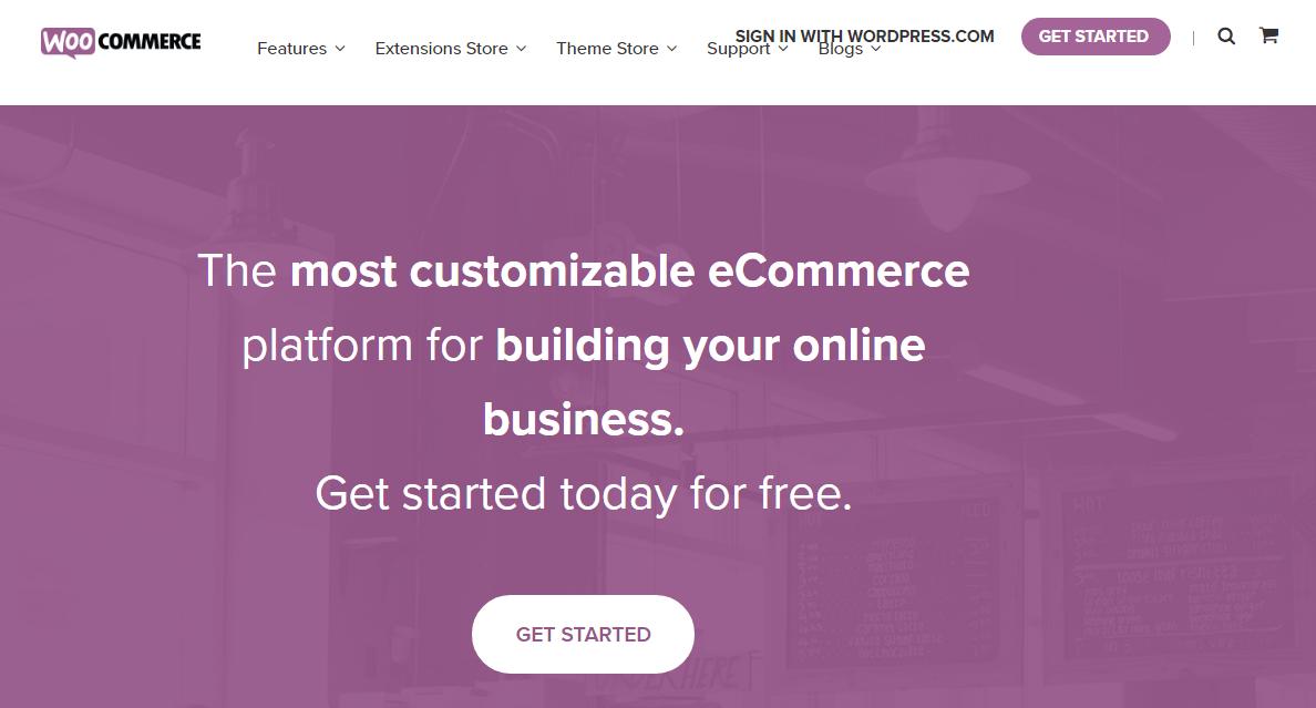Платформа WooCommerce
