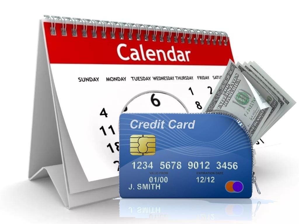 Календарь оплаты