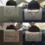 Картинки на сидениях