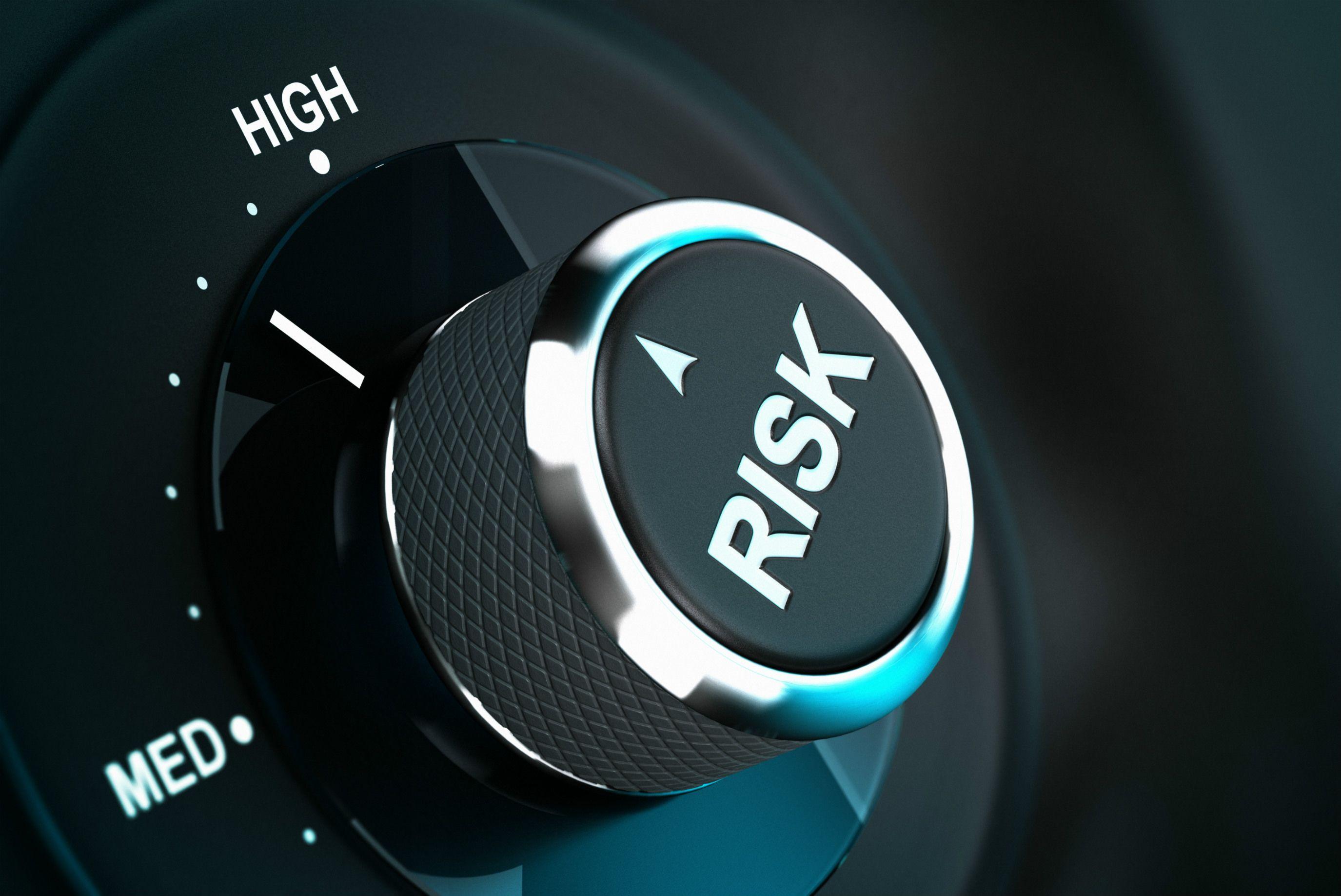 """Кнопка """"Риск"""""""