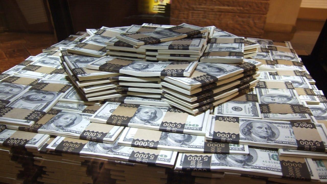 Пачки банкнот