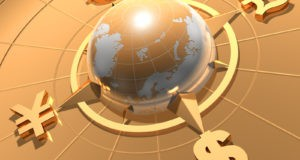 Глобус-компас