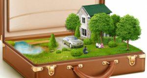 Дом в чемодане