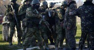 Люди в военной форме
