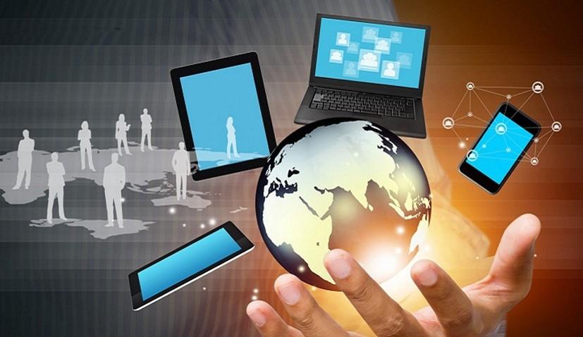 Глобус и компьютеры